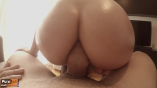 Cock tight thick a cumshot by my ass huge getting fucked pawg dick