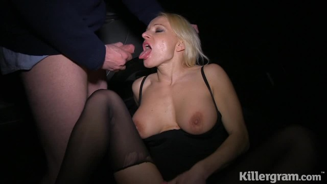 Farmers wife and dog cocks Killergram milf tara spades dogging sucking cocks in public