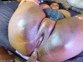 Ashley blue anal threesome