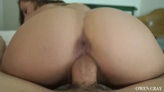 Sydney Cole Fucked Hard and Filled With Cum Cock tits