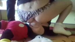 i ride my puppet