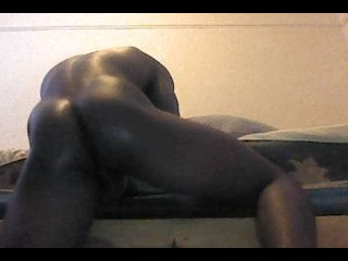 a black boy and his toy pussy missionary