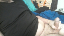 POV - Showing My Cock Off