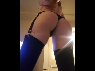 Daughter Does A Slutty Strip Tease For Step Dad