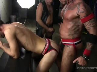Pig Week Sling Fucking Raw Sex Orgy