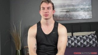 Getting To Know Miles Taylor Brunette off