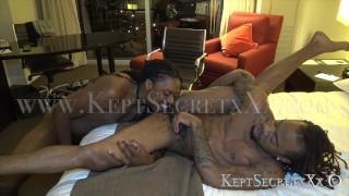 PORNSTAR QUAKE GETS SHOOK BY KEPTSECRET FAT RAW DICK THEN GET BRED