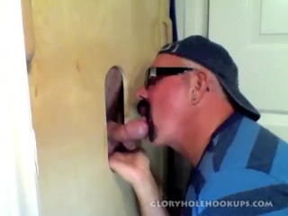 Big Dick Kenny At The Gloryhole