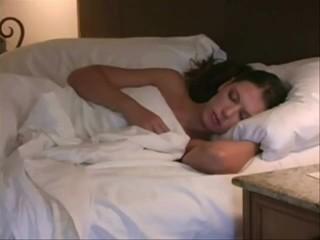 naked sleeping girl 2
