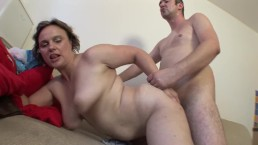 MATURE COUPLE ENJOY SEX AT HOME !!