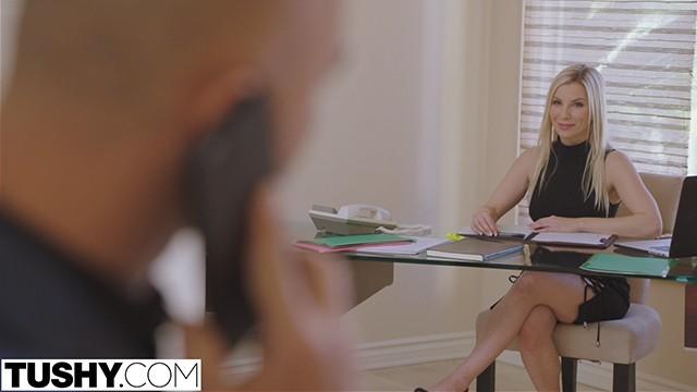 Getting fucked by the secretary tushy Tushy Hot Secretary Has Anal With Her Boss Pornhub Com