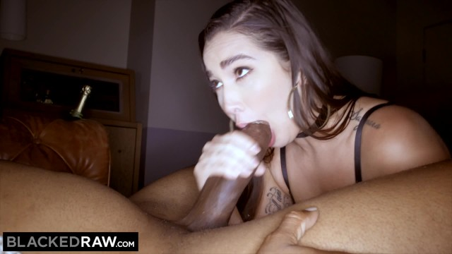 Wife fucks 12 inch black cock - Blackedraw latina wife squirts with 12 inch monster black cock