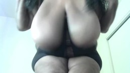 Bouncing tits joi