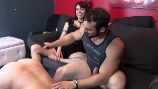 Alpha Male Humiliates Beta Male In Front Of A Girl -1351