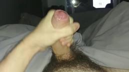 Cumshot before bed REUPLOAD