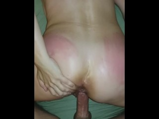 Creampie milf that I met at Costco. Her thanks for helping load her car.