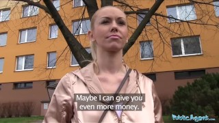 Public married is cash promise agent blonde for of unfaithful amateur for