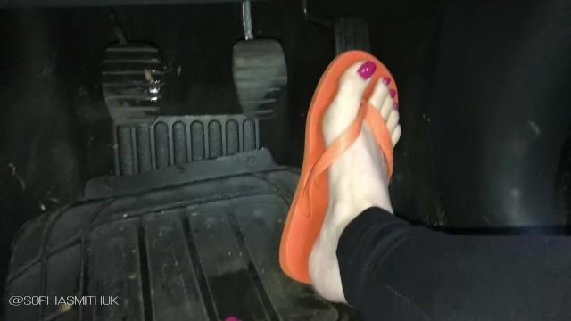 Pumping Flops Custom Pedal Barefoot E9iyd2hw Flip OPZukiX