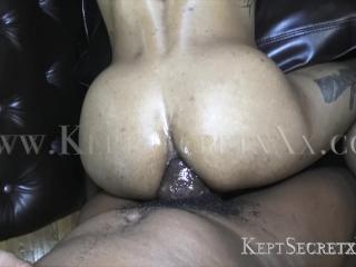 SEXY PORNSTAR SPICC GETS FUCKED BY KEPTSECRET, SWALLOWS PISS, SUCK TOES