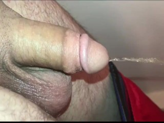 18 year old straight boy - close up hd pissing - peeing on your face