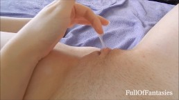 Eating Her Own Grool Strands (female POV)