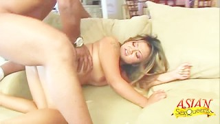 Leilani Lei Jizzed With A Big Cock