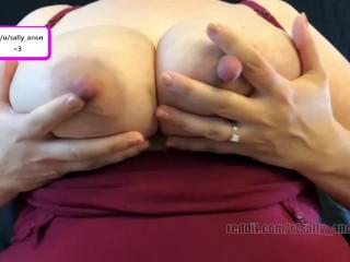 Boob breast milk after engorgement...