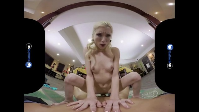 Streaming Gratis Video Nikita Mirzani BaDoinkVR.com Skinny Blonde Piper Perri Craves For Your Dick
