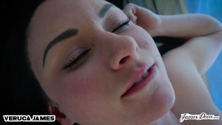 HARD FEMALE ORGASMS FROM PUSSY LICKING - CUM ON COMMAND CHALLENGE #01