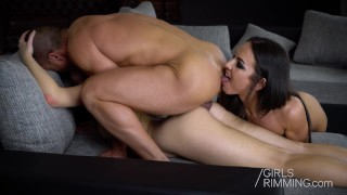 Russian Threesome - GIRLSRIMMING - Kira Thorn - Nataly Gold