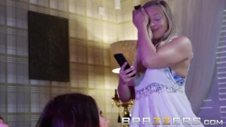 Hot Teen Can't Resist Her Sister's Boyfriend - Brazzers Adult on
