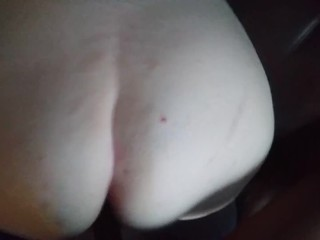 White big booty bbw getin pounded