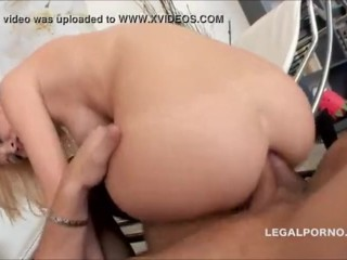 She wanted her ass fucked brutally!!