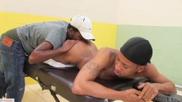 Lamar Love + Mike Dixon Bareback Fun - Dominant Raw Tops #4