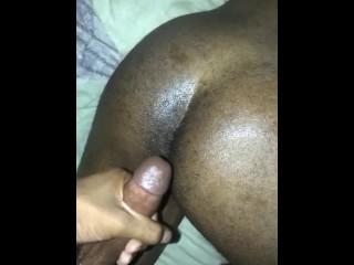 Straight thug dicking slim