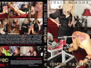 AVN Xbiz Nom Femdom Fatale 6 Trailer Julie Simone Fetish