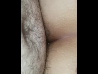 Ass and pussy so good i came quick