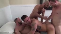 Dayton, Shay, Adam and Tate