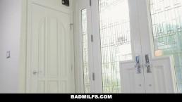 BadMILFS- Busty Teen Joins StepMom For Threesome