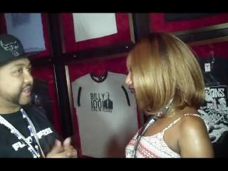 Kendra Sweets w/ Tone Cruz AVN 2017 Las Vegas Nevada