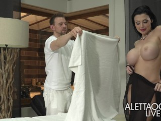 Aletta Ocean - All Inclusive Massage - alettAOceanLive