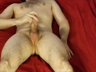Jacking off after my workout