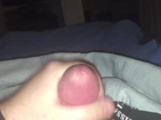 Just HAD To Cum