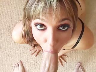 Sloppy Head 2_ Lexi Love Pretty Little Teen Slut gets Throat Fuck & Facial
