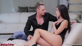 Swinger meeting - WeCumToYou Part3. - Little Caprice Petite party
