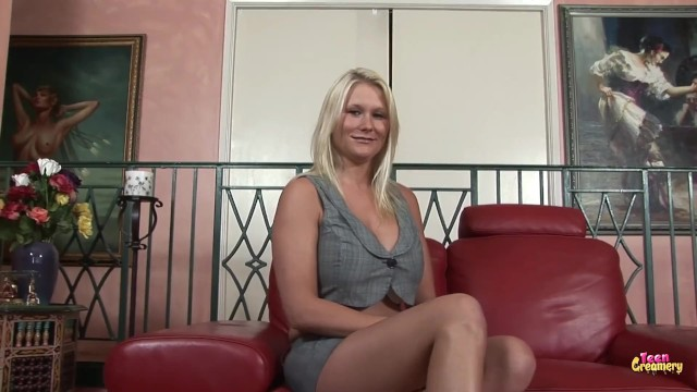 Big Titty Blonde PAWG Milf Fucked Hard and Creampied 3