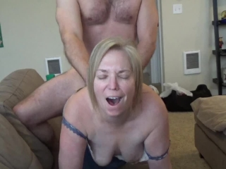 Fuck sister-in-law over holiday, give her a facial