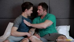 Markie More and Grayson Fabre Cannot Resist Each Other