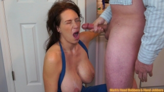 MILF with an attitude, part 4 Mom pornstar