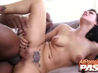 Tori Lux Gets A Mouthful Of Cum